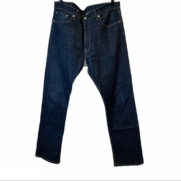 Levi's red tag 513 slim straight jeans 36 x30 EUC